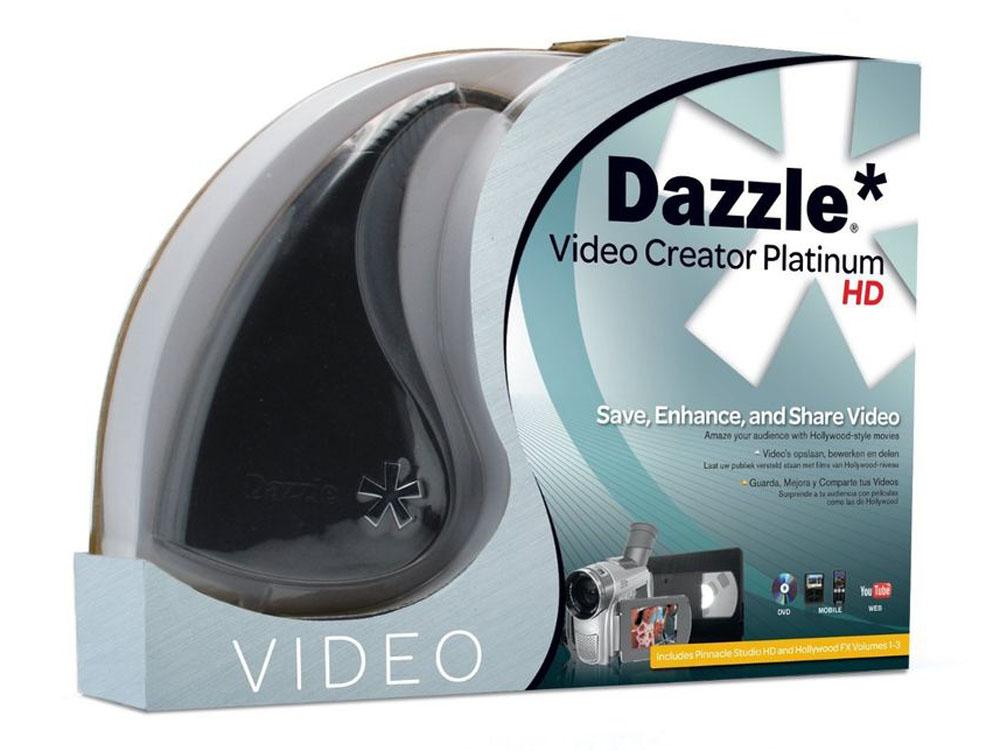 Avid technology dazzle dvd recorder hd v14.0 test