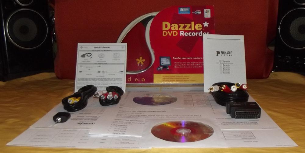 avid pinnacle dazzle video creator dvc100 recorder f u00fcr